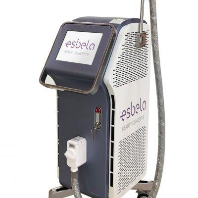 Máquina depilación Láser Excellence