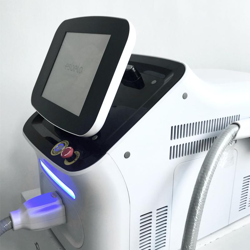 Máquina depilación definitiva