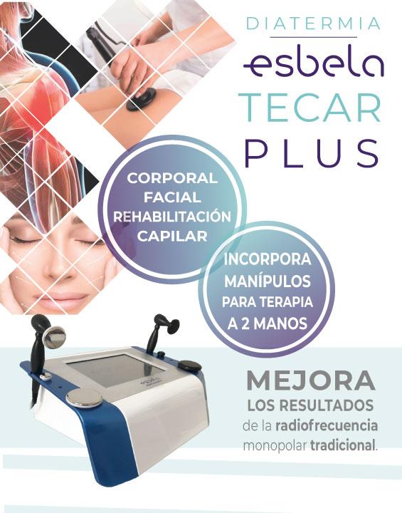 RADIOFRECUENCIA - Diatermia Esbela Tecar Plus